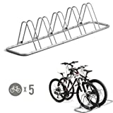 51FqA i6nRL. SL160  Bike Storage Rack   It Dont Need No Stinkin Wall Space!