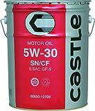 TOYOTA キャッスル 5W30 SN/CF 鉱物油 20L
