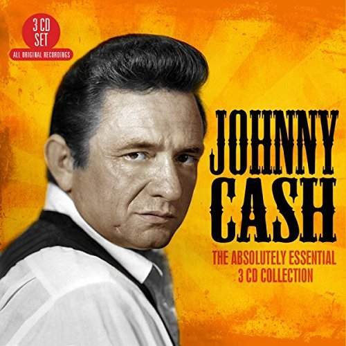 The Absolutely Essential 3 Cd Collection by Johnny Cash