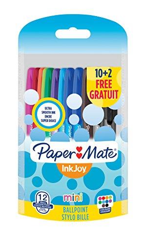 papermate-inkjoy-100-mini-capped-boligrafo-de-punta-de-bola-punta-media-de-10-mm-color-colores-surti