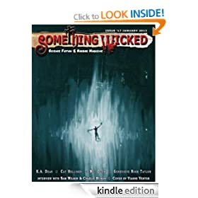 Something Wicked #17 (January2012) (Something Wicked SF & Horror Magazine)