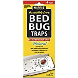 Harris Bed Bug Traps (4/ Pack)