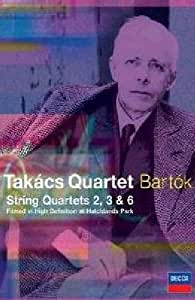 String Quartets 2 3 4 & 6 [DVD] [Import]