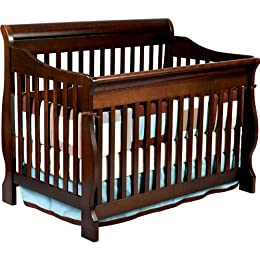 Product Image Canton 4-in-1 Convertible Crib in Café Espresso by Delta Children's Products