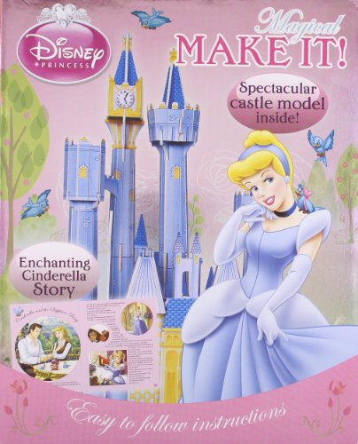 Magical Make It!: Enchanting Cinderella Story (Disney Princess)