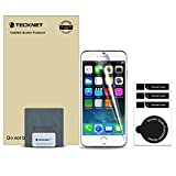 [Updated Version] TeckNet® Apple iphone 6 Screen Protector for iPhone 6, 4.7inch, Sep 2014 Release [3-Pack] Premium Ultra-Clear 4H Hardness Xtreme Scratch Defender High-Response with Lifetime Warranty