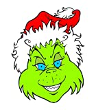 The Grinch Christmas Vinyl Decal Sticker 6   sc 1 st  Wizzley & Dr Seuss Wall Stickers