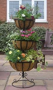 3 Tier Flower Fountain / Planters