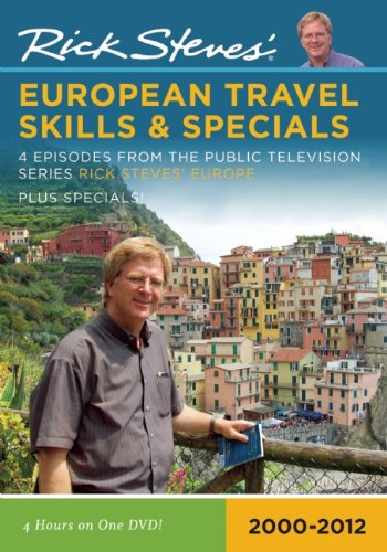 Rick Steves' European Travel Skills and Specials DVD