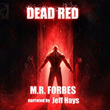 Dead Red: Ghosts & Magic, Volume 2 (       UNABRIDGED) by M.R. Forbes Narrated by Jeff Hays