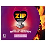 ZIP Odourless Firelighters 32 per pack