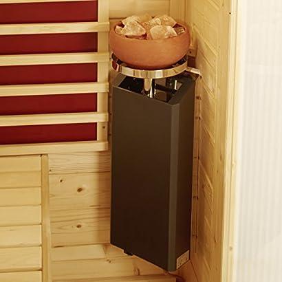Eliga Innenleuchte Mattierter Glaskuppel Für Die Sauna