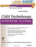 Child Psychotherapy Homework Planner (PracticePlanners)