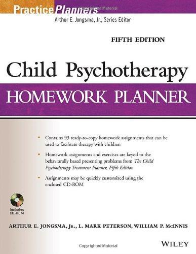 Psychotherapy homework