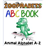 Zoophabets ABC Book: Animal Alphabet A-Z ~ Rob Mabry
