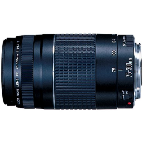 Canon EF 75-300mm f 4-5.6 III Telephoto Zoom Lens for Canon SLR Cameras