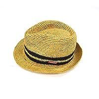 CHUMS チャムス ハット Raffia Island Hat CH05-0745 ペーパー ラフィア 中折れ 麦わら 帽子 メンズ レディース 正規取扱品