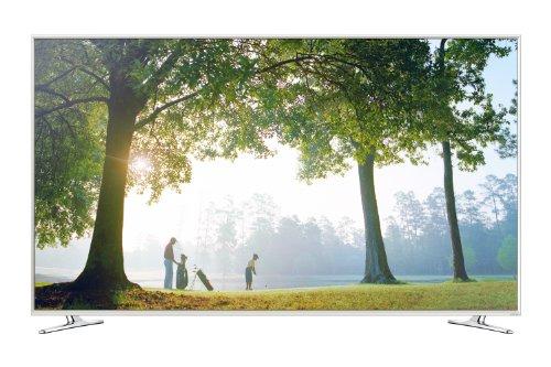 Samsung UE32H6410 80,3 cm (32 Zoll) 3D LED-Backlight-Fernseher, wei�/