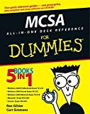 img - for MCSA All-In-One Desk Reference For Dummies (For Dummies (Computers)) book / textbook / text book