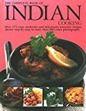 img - for The Complete Book of Indian Cooking book / textbook / text book