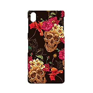 BLUEDIO Designer 3D Printed Back case cover for Sony Xperia Z5 - G5735