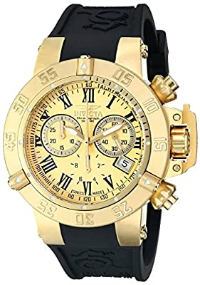 Invicta Women's 16881 Subaqua Analog Display Swiss Quartz Black Watch