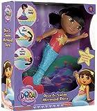 Fisher-Price Dora The Explorer Dive and Swim Mermaid Dora (Age: 3 - 5 years)