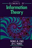 Elements of Information Theory (0471062596) by Thomas M. Cover