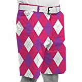 Royal Awesome & Back To The Fuchsia Men's Shorts