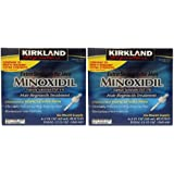 Minoxidil for Men 5% Extra Strength Hair Regrowth for Men, 12 Month Supply