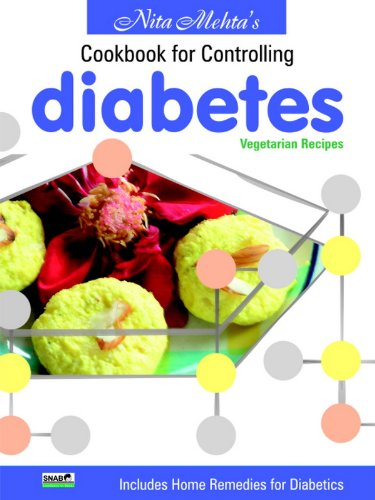 Cookbook For Controlling Diabetes