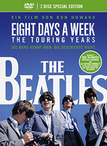 The Beatles: Eight Days a Week - The Touring Years (Special Edition, 2 Discs, OmU) [Alemania] [DVD]