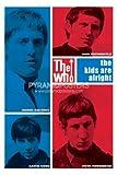 ロック『THE WHO/ザ・フー(COLOUR)《PPM021》』ポスター