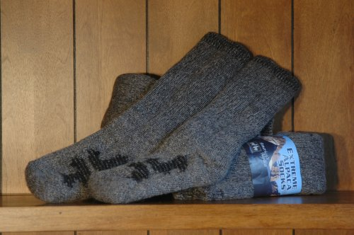 Alpaca Socks
