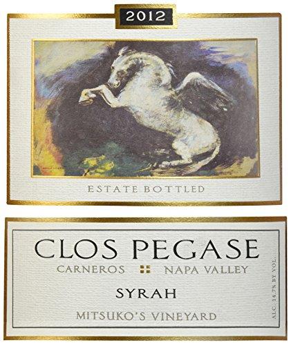 2012 Clos Pegase Syrah, Napa Valley 750Ml