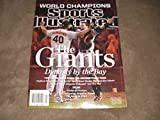 SPORTS ILLUSTRATED-THE GIANTS-COMMEMORATIVE ISSUE 2014