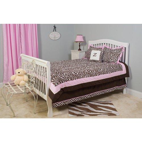 Zara Zebra Full / Queen Bedding front-903137
