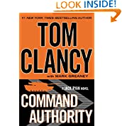 Tom Clancy (Author), Mark Greaney (Author)  (28) Release Date: December 3, 2013   Buy new:  $29.95  $16.90  58 used & new from $14.32