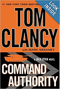 Command Authority (Jack Ryan) - Tom Clancy, Mark Greaney