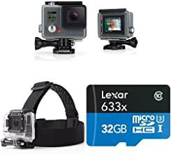 GoPro HERO+ LCD Starter Bundle (Wi-Fi Enabled)