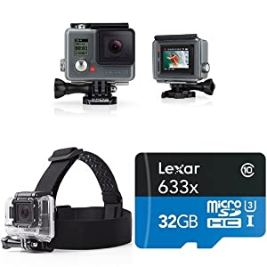 GoPro HERO+ LCD Starter Bundle