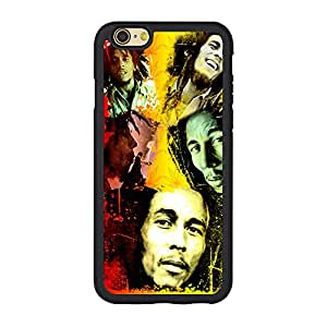 Bob Marley Iphone 6s case,Bob Marley Cell Phone case for Iphone 6/6s TPU Case.