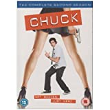 Chuck: NBC Series - Complete Season 2 And DVD Exclusive Special Features (6 Disc Box Set) [DVD]
