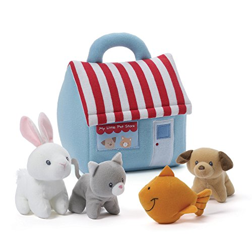 Gund My First Tackle Box Stuffed Baby Playset 11street