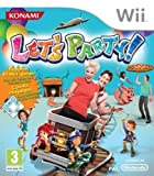 Cheapest Lets Party  includes Dance Mat on Nintendo Wii