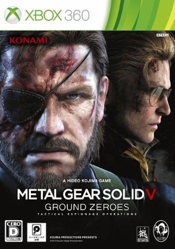 【ゲーム 買取】メタルギア ソリッド V グラウンド・ゼロズ 通常版