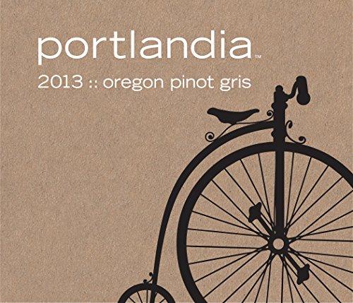 2013 Portlandia Pinot Gris 750 Ml