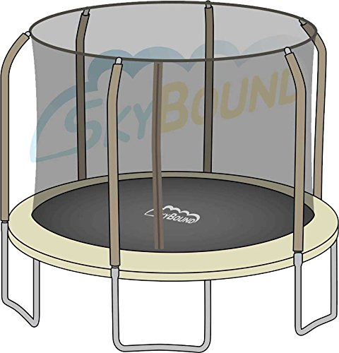 14ft Trampoline Replacement Safety Enclosure Net For