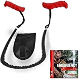 SOS Pocket Chain Saw - Best Saw For Camping and/or Survival Gear. Includes Survival Guide and Money Back Guarantee