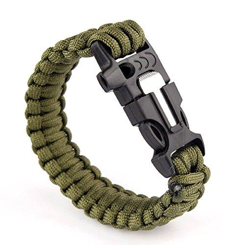 ambientazione-esterna-multifunzionale-di-sopravvivenza-paracord-braccialetto-w-flint-avviamento-di-f